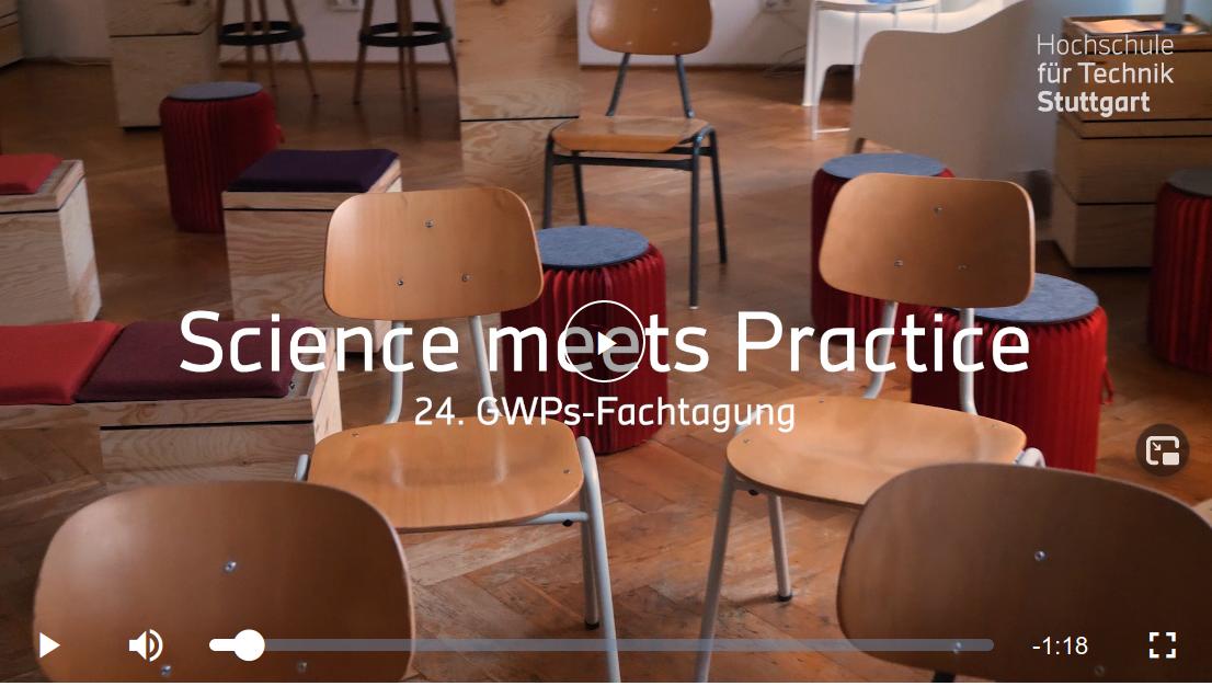 Video zur 24. Jahrestagung der GWPs an der HfT in Stuttgart